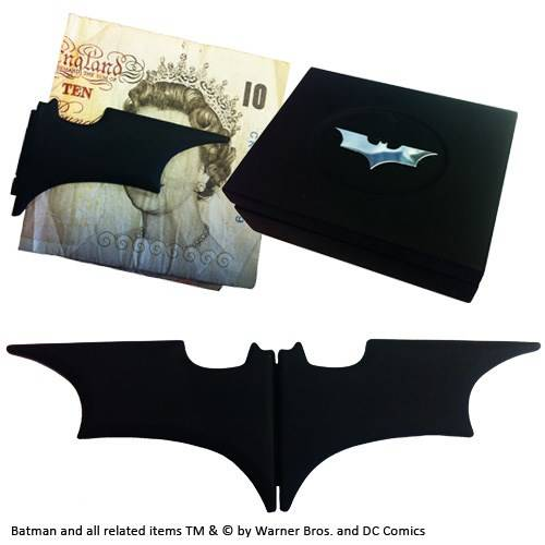 Batarang opvouwbare geldclip