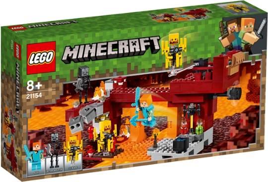 De Blaze brug Lego (21154)