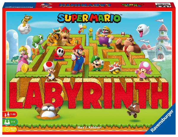 Labyrinth Super Mario (260638)