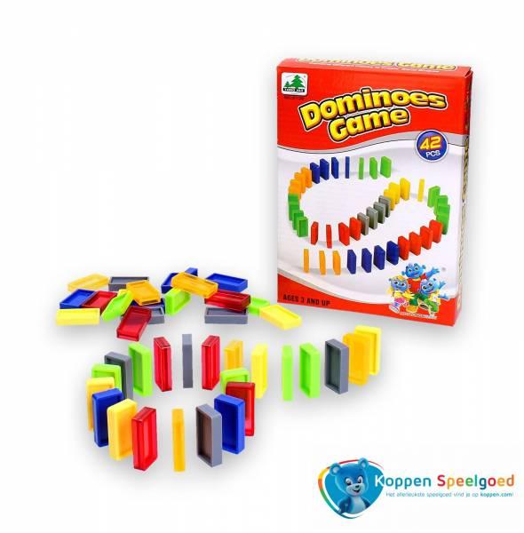 Domino 42 delig