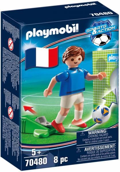 Nationale voetbalspeler Frankrijk Playmobil (70480 )