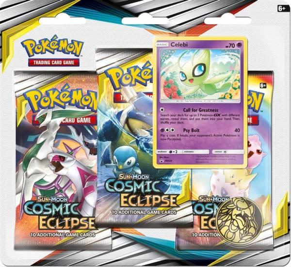 Pokemon blister SM12: Sun en Moon Cosmic Eclipse