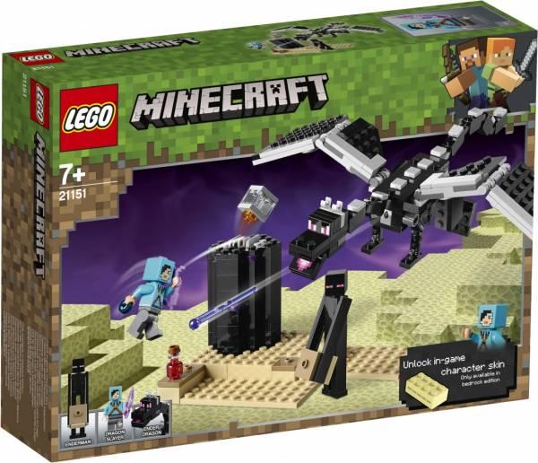 Het laatste gevecht Lego (21151)
