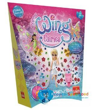 Shimmer Wing Fairies speelfiguur