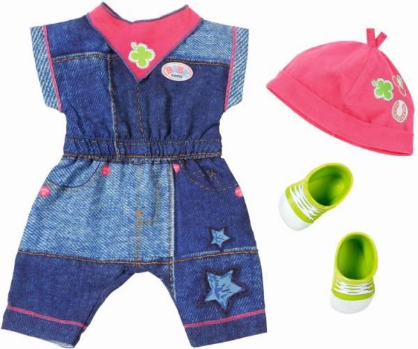 Jeans deluxe Baby Born: broek (868327/824498)