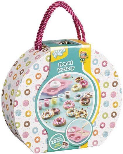 Donuts gieten en decoreren ToTum
