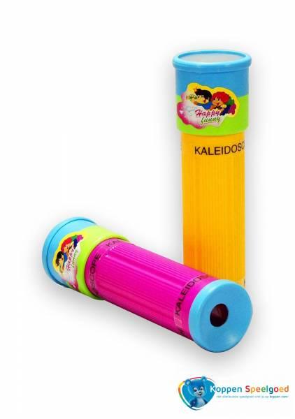 Caleidoscoop gekleurd