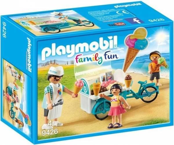Ijsjesverkoper Playmobil (9426)