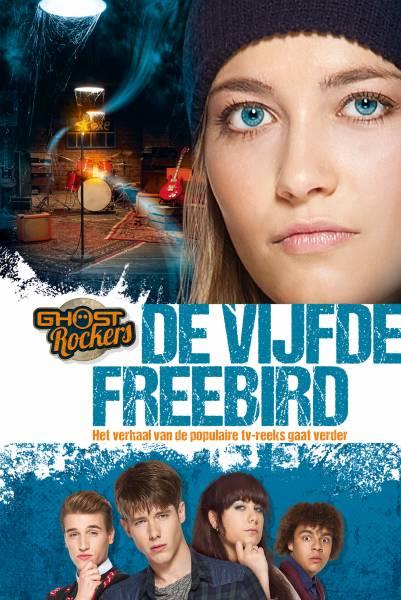 Boek Ghost Rockers: de 5e Freebird