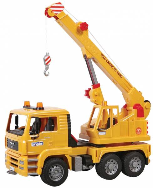 Bruder MAN TGA Mobiele Kraanwagen 02754