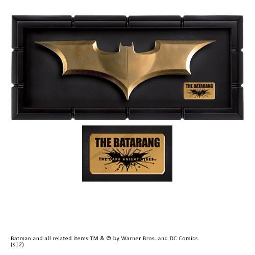 The Batarang - The Dark Knight Rises