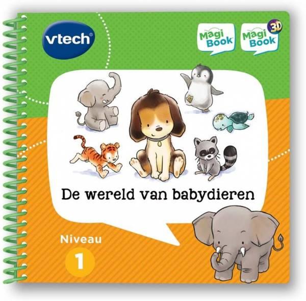 MagiBook Vtech: wereld van babydieren 2+ jr (80-46 0023)