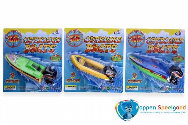 Speedboot met motor