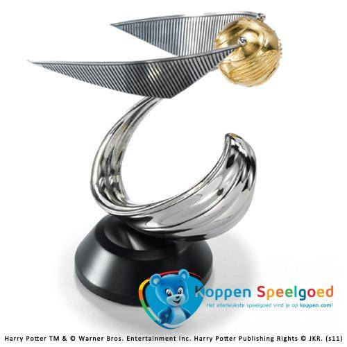 Golden Snitch sculptuur