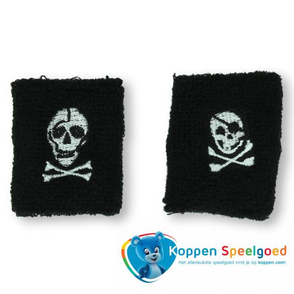 Zweetbandje piraat