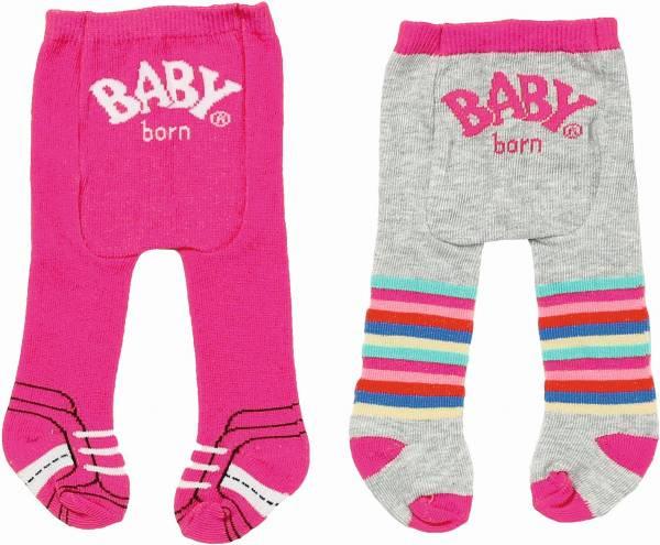 Maillot Trend Baby Born: roze/grijs (868211/827000 )