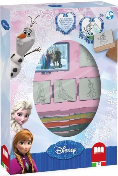 Stempelset Frozen: 12-delig (27883)