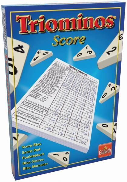 Triominos scorepad (60611)