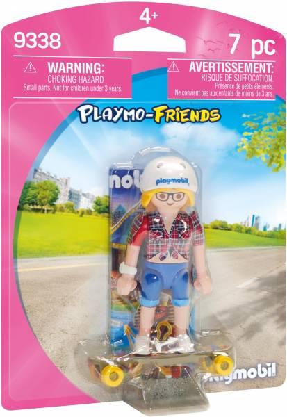 Longboard skater Playmobil (9338)