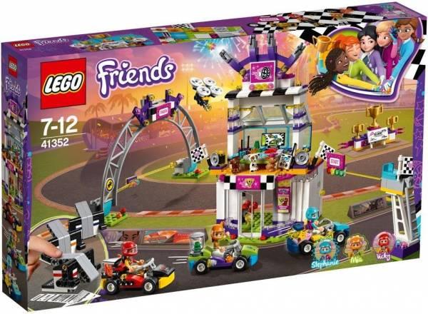 De grote racedag Lego (41352)