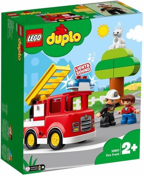 Brandweertruck Lego Duplo (10901)