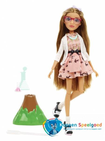 Project Mc2 Adrienne Attoms pop (vulkaan)