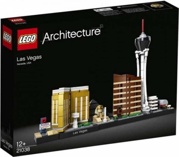 Las Vegas Lego (21047)
