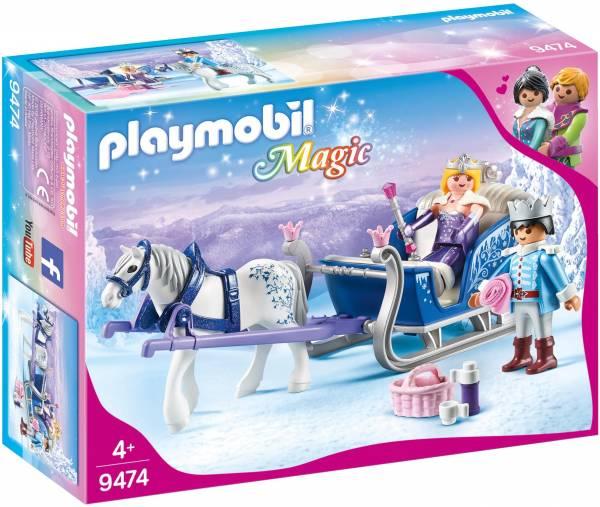 Koninklijk paar met slee Playmobil (9474)