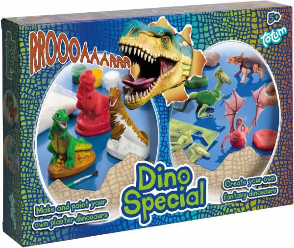 Creativity Set Dino ToTum: 2 in 1