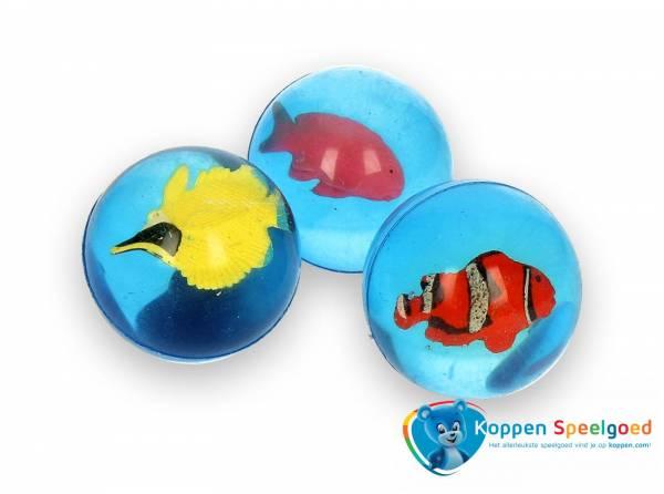 Stuiterbal zeedieren