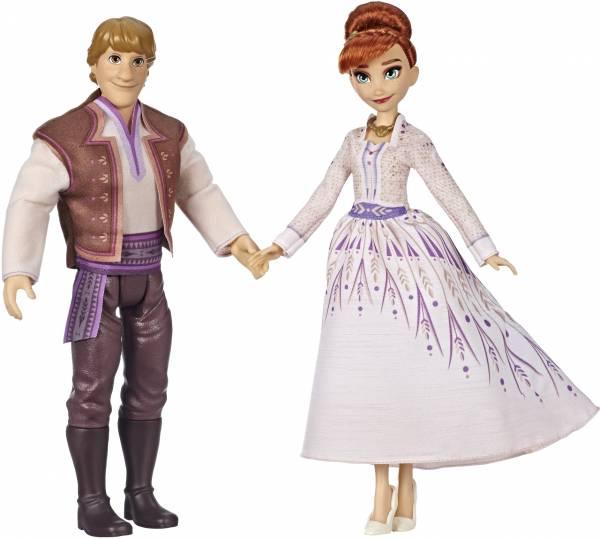 Fashion Set Frozen 2: Anna en Kristoff (E5502)