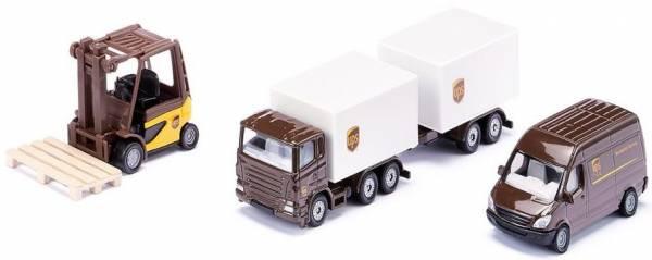 Geschenkset UPS logistiek SIKU (6324)