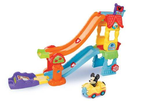 Toet toet auto Vtech: Mickey`s Pretflat 12+ mnd (8 0-511823)