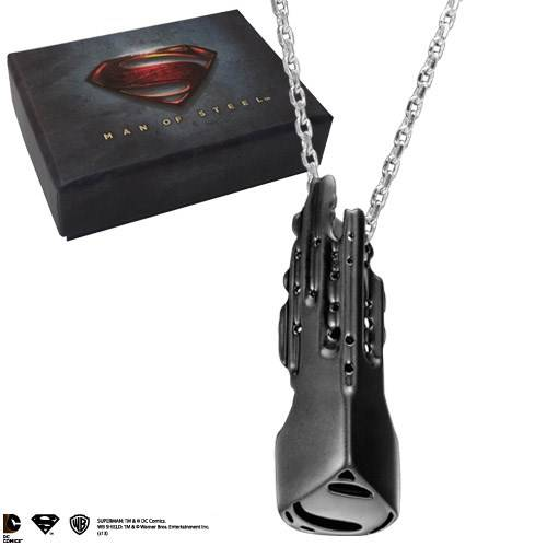Man of Steel - The Command Key ketting