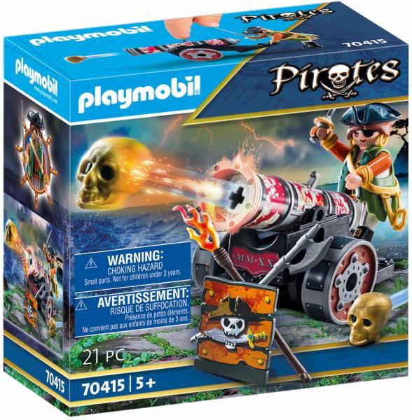 Piraat met kanon Playmobil (70415)