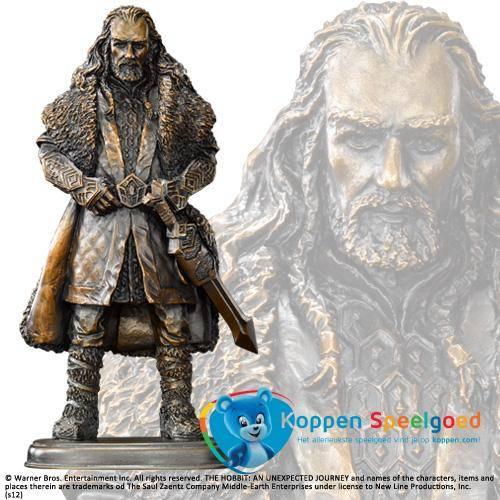 Thorin bronzen sculptuur