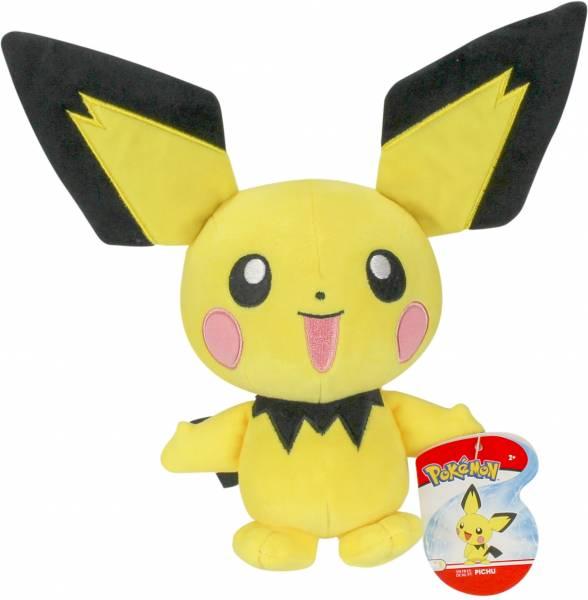 Pluche Pokemon: Pichu 20 cm (36291/36289)