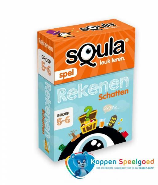Identity Games, sQula Rekenen Schatten groep 5-6