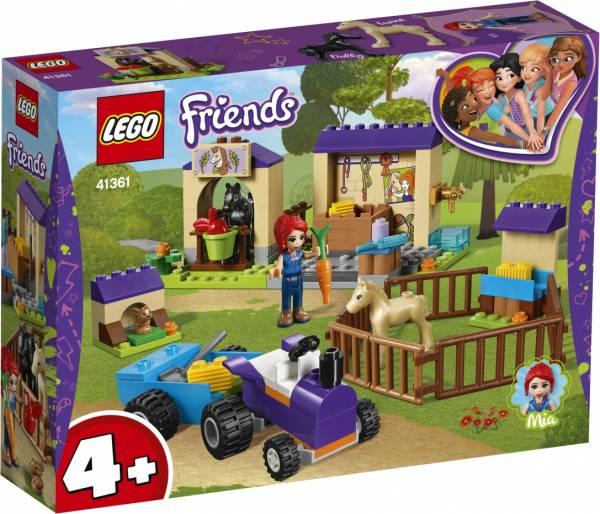 Mia`s veulenstal Lego (41361)