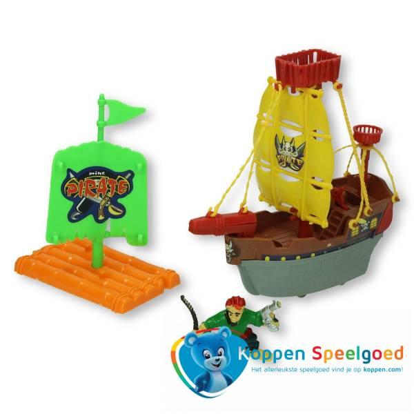 Piraten boot speelset