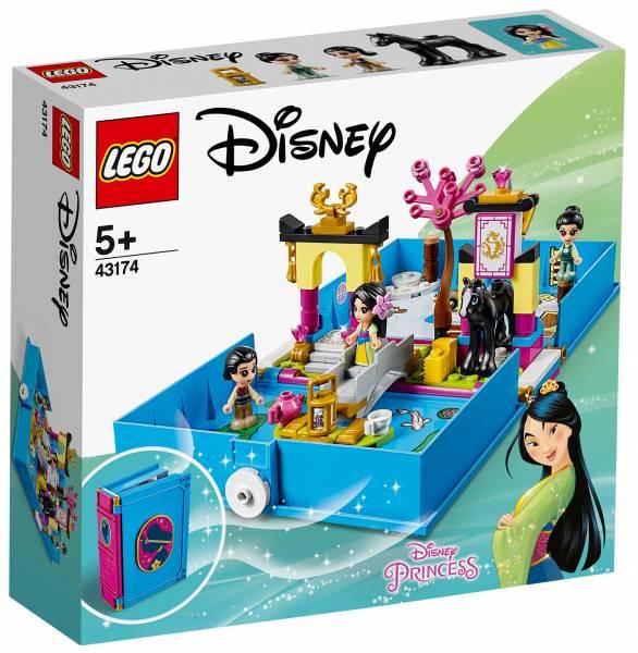 Mulans verhalenboekavonturen Lego (43174)