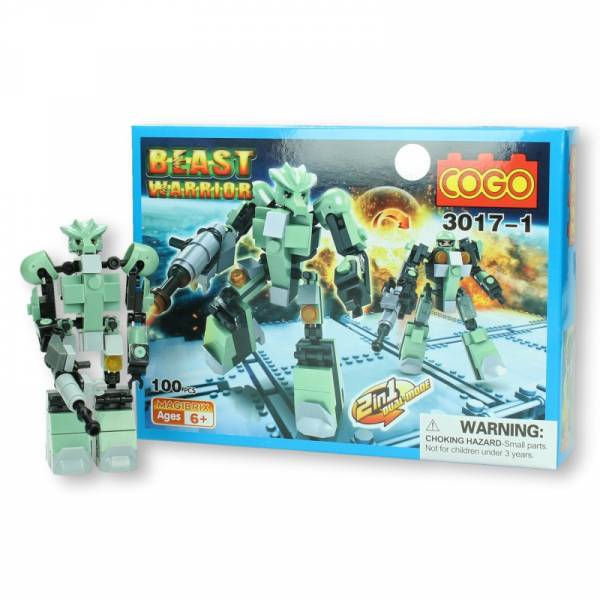 COGO Beast Warrior groen