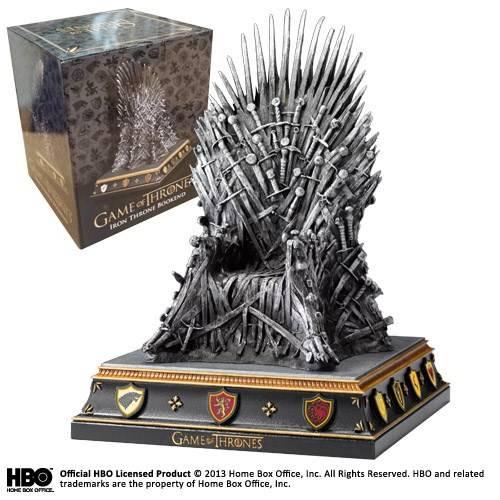 Game of Thrones - Iron Throne boekensteun