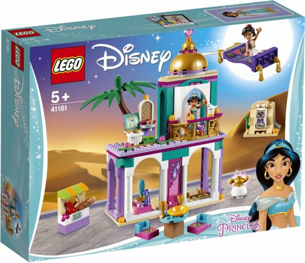 Aladdins en Jasmine`s paleisavonturen Lego (41161)