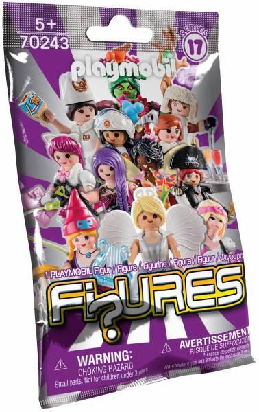 Minifigures Playmobil serie 17: girls (70243)