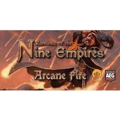 Romance of the Nine Empires - Arcane Fire (Engels)