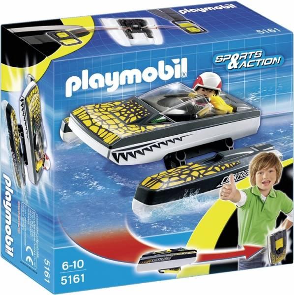 Playmobil 5161 Click & Go Croc Speeder