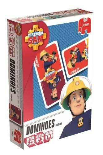 Domino Brandweerman Sam