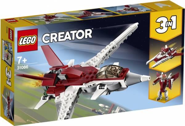 Futuristisch vliegtuig Lego (31086)