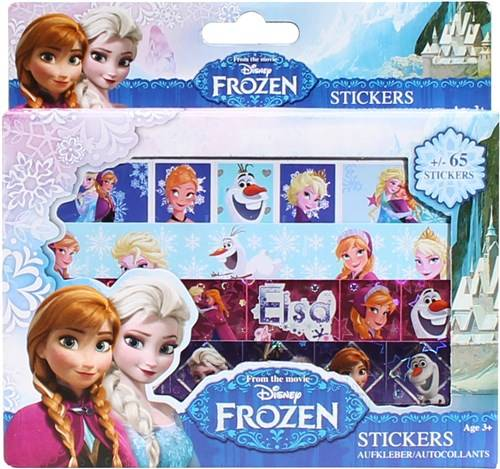 Disney Frozen stickerdoos